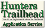 HuntersTrailhead Application Service